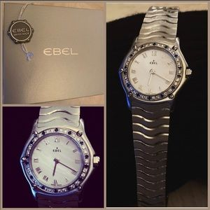 Accessories - EBEL ladies watch